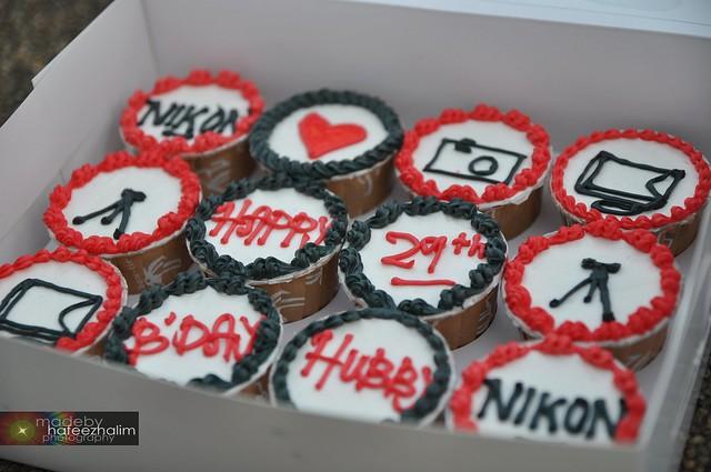 Very special cake frm Wifey