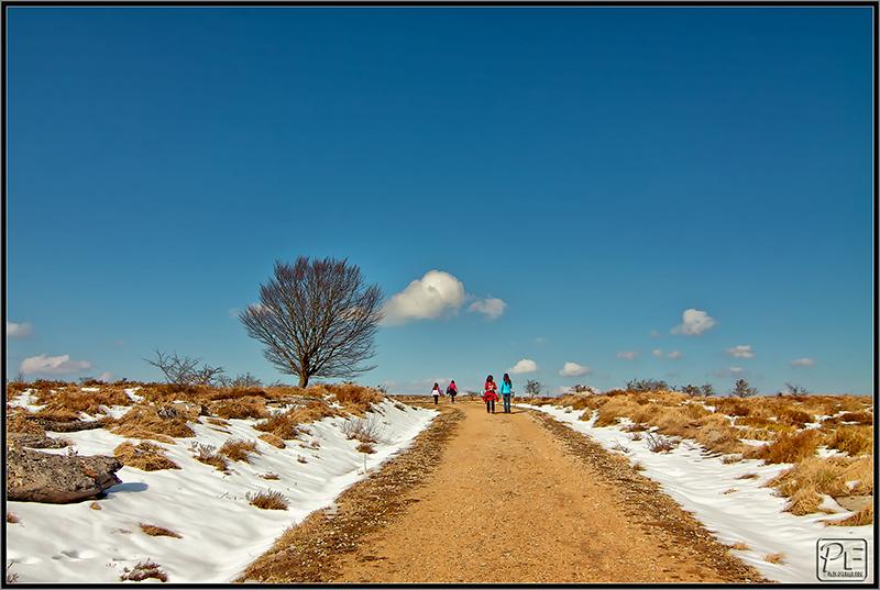 Monte Santiago - Camino del Mirador de Rubén