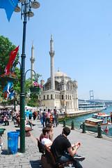 byk mecidiye camii (svabodda) Tags: turkey trkiye istanbul bosphorus boazii boaz turchia turkei beikta ortaky bykmecidiyecamii ortakycamisi ortakyars ortakycraftsmarket