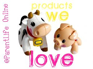 Products We Love button