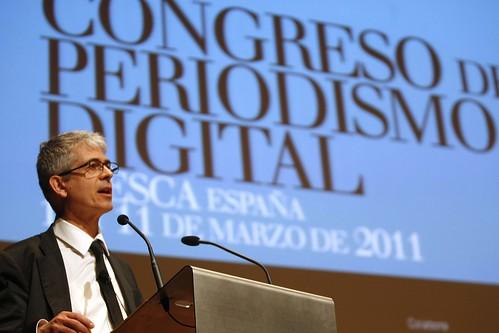 10/3/11 CONGRESO PERIODISMO DIGITAL DE HUESCA