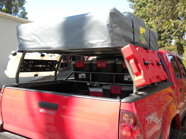 Toyota Tundra Roof Rack >> Expedition One/Mule expeditions Bed Rack (pre production) - Page 3 - TundraTalk.net - Toyota ...