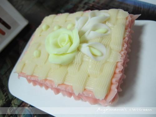 天使媽媽蛋糕皂教學台中 0006
