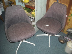 60s Mid Century Chairs