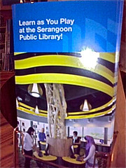 Serangoon Public Library official opening 11 Mar 201114