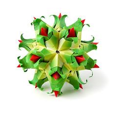 Life Inside (_Ekaterina) Tags: origami modular paperfolding unit modularorigami unitorigami lukasheva ekaterinalukasheva