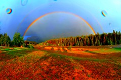 Double Rainbow Found (Viewminder) Tags: irish love beautiful rainbow peace inspired double parade darby karma kindness loved stpatricksday oooooooh hcs whatdoesitmean heavybreathing ogill itsabeautifulworld weelittlepeople happyclichesaturday rainbowgasm oooooohmygod ttiplerainbow wereallonthesamejouney prayforthepeopleofjapan letshelpeachotherout