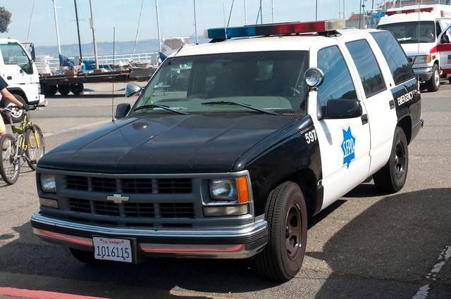 sanfrancisco california usa policecar sfpd sanfranciscopolicedepartment chevytahoe fleetweek2010