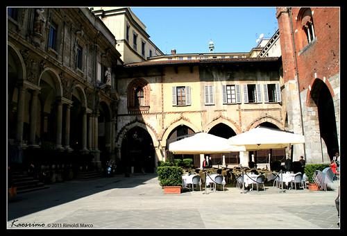 Piazza Mercanti - Milano