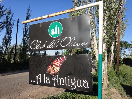 Club del Olivo a la Antigua