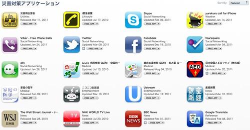 災害對策App