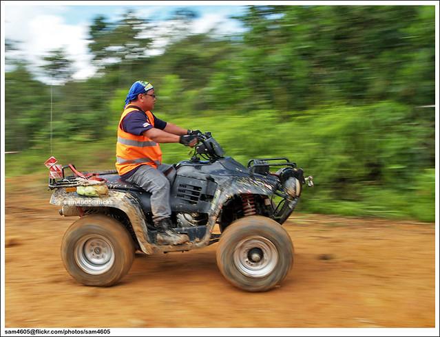 KFWDC 4x4 Jamboree 2011 - Ulu Membakut - Novice 4x4 Challenge