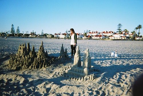 carlie and the sand castles