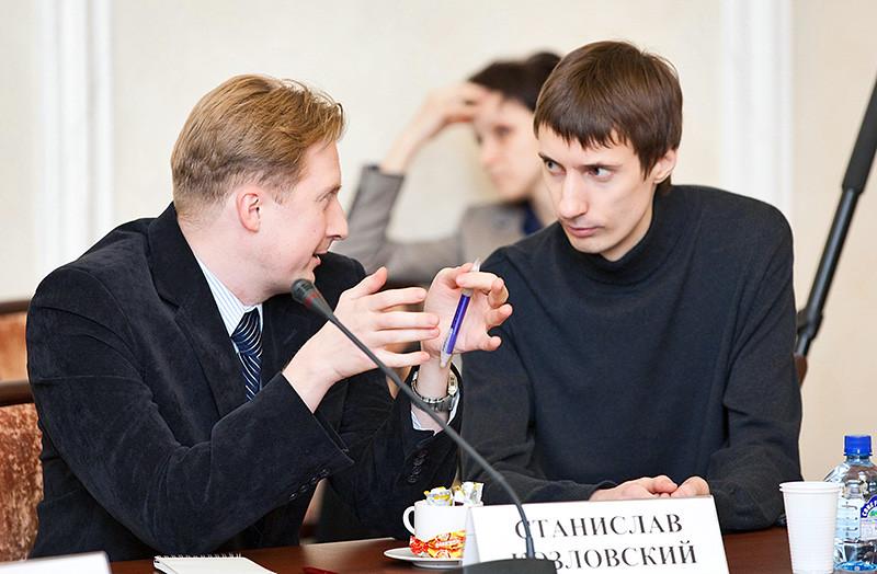 Козловский и Макаренко (fritzmorgen)