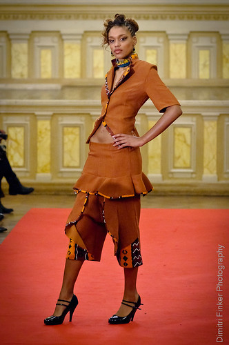 african fashion design catwalk