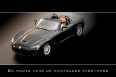 110312-CH-Deco-Nano-03 (prenzlauerberg) Tags: car toy 50mm nikon voiture nano viper jeu migros 2011 d90 nanomania