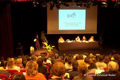 Colloque de l'association Mémoire Traumatique et Victimologie le 10 novembre 2010 à Bourg-la-Reine (Hauts-de-Seine)