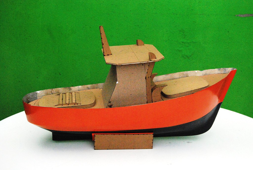 """""""Finalmente"""", um barco autônomo 5530103944_07b2fe819e_b"""