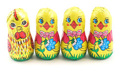 Riegelein Chocolate Chicks