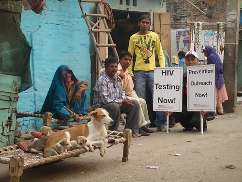 Free HIV Testing in India