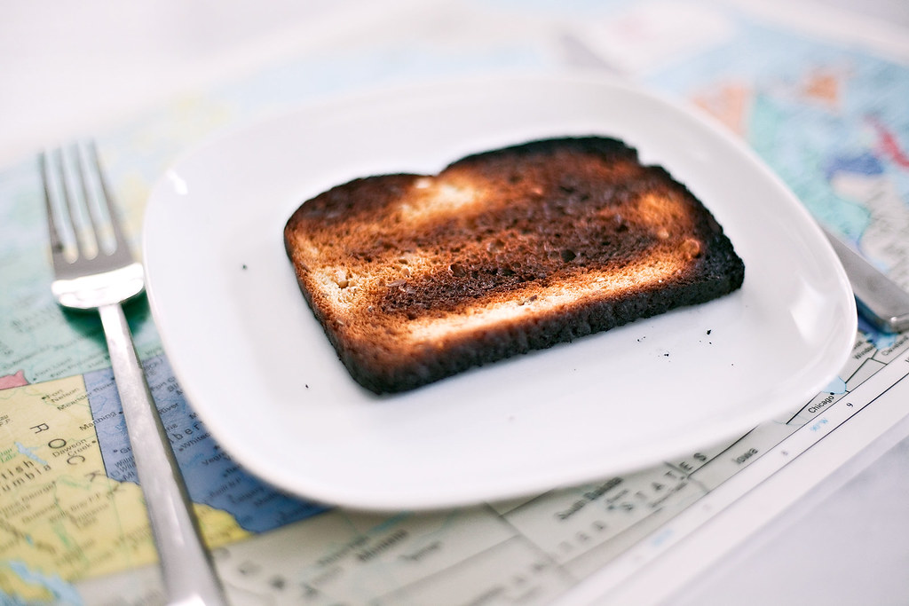 Burnt Toast 2
