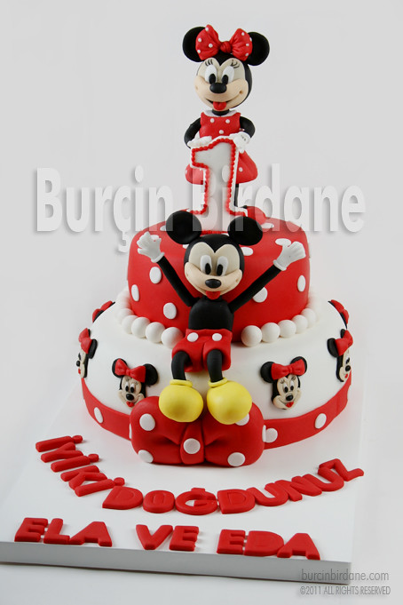 Minnie Mickey Mouse Pasta 1