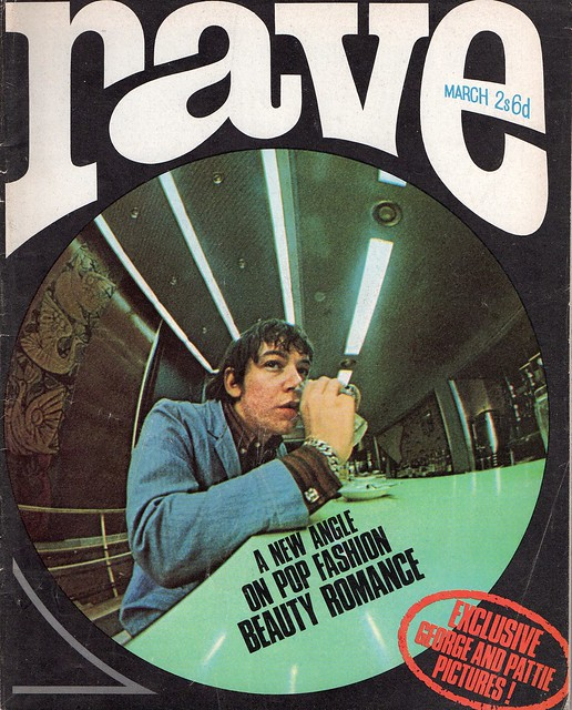 Rave Magazine March 1966