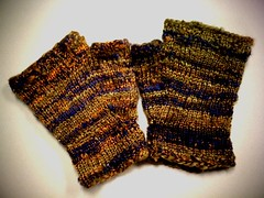 Matawa Silk Fingerless Gloves