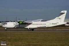 EI-SLN - 405 - Air Contractors - Aer Arann - ATR ATR-72-212 - Luton - 110309 - Steven Gray - IMG_0634