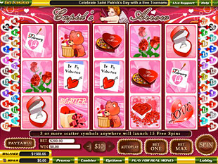 Cupid's Arrow slot game online review