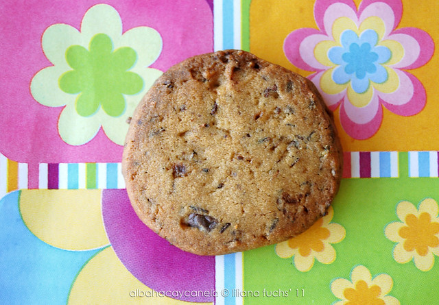 Rooibos chocolate cookies