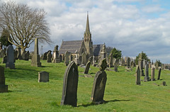 Batley Cemetery by Tim Green aka atoach