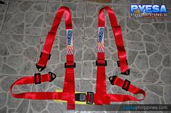 sparco seatbelts