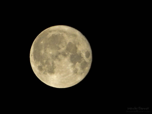 Super Moon in Toronto