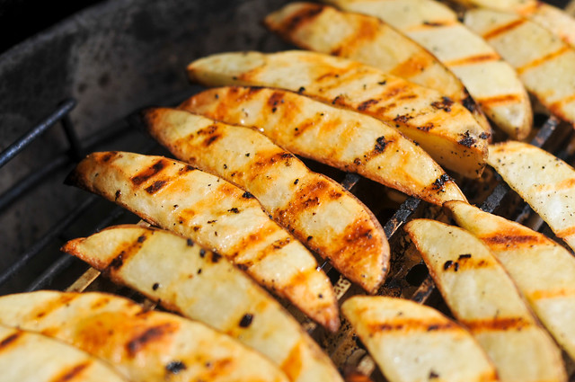 Grill Fries