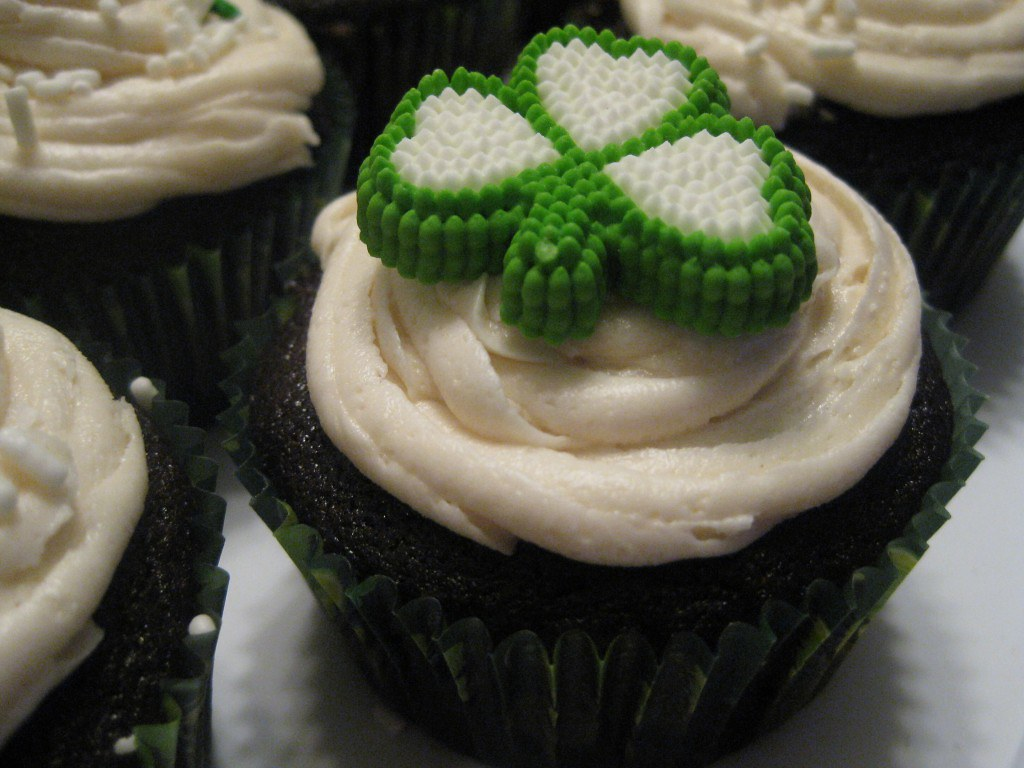 Guinness Baileys Cupcakes