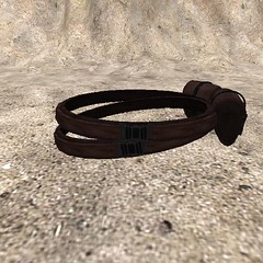 Double Pouch Belt