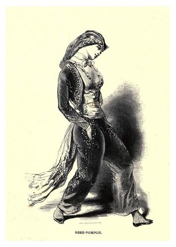 012-Rose-Pompon-Le juif errant 1845- Eugene Sue-ilustraciones de Paul Gavarni