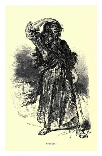 017-Ciboule-Le juif errant 1845- Eugene Sue-ilustraciones de Paul Gavarni