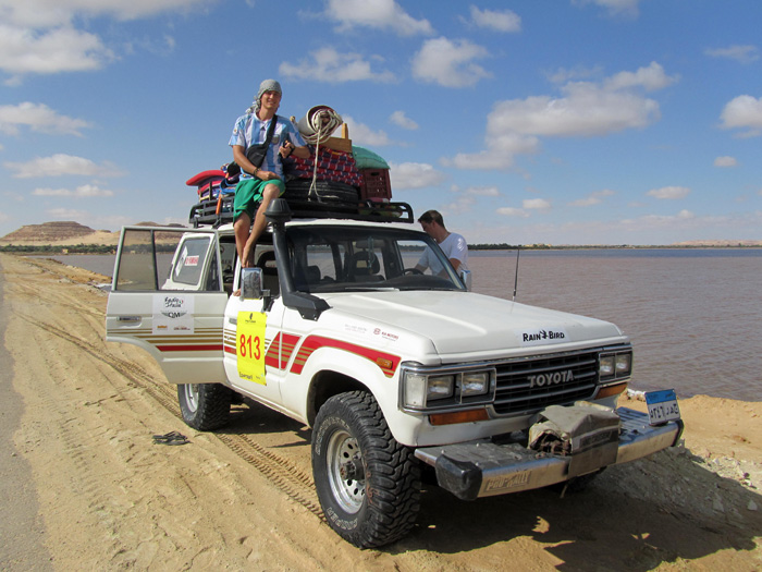 Siwa Oasis Desert Safari