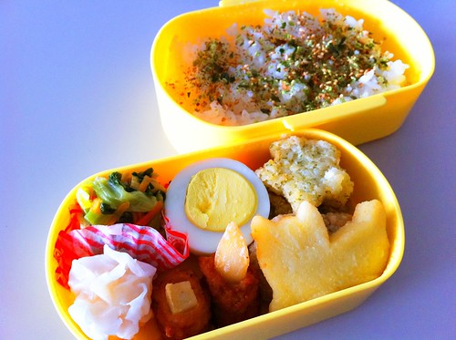 今日のお弁当 No.133 – 海苔わさび
