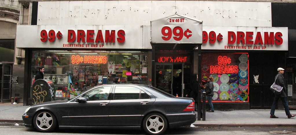 99 Cent Dreams Slowpoke Taiwan Tags Nyc Newyorkcity Store Manhattan 5thave Avenueoftheamericas
