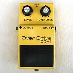 BOSS OD-1 OverDrive