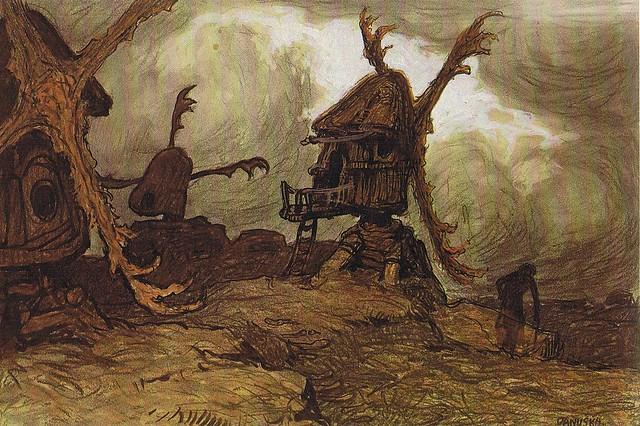 Jaroslav Panuska - Die Teufelsmühle