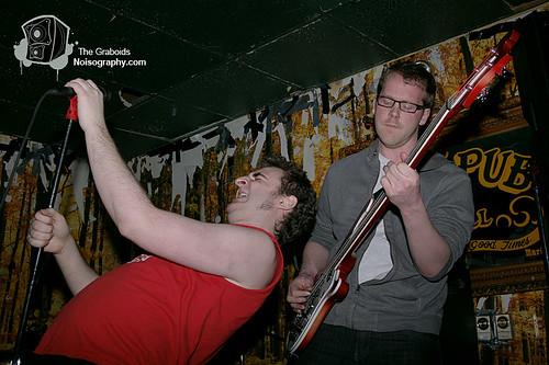 The Graboids - Gus' Pub - March 19th 2011 - 04