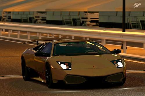 Lamborghini Murcie'lago LP 670-4 SuperVeloce
