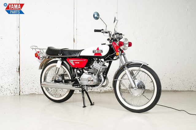 Yamaha AS3 'Titan' 1972 2