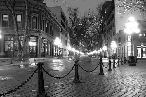 good morning, gastown