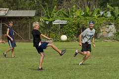 Conference Sunday Fun (The PNG Scotts) Tags: soccer png papuanewguinea sil ukarumpa