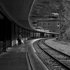 Where to go? (louieliuva) Tags: blackwhitephotos